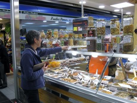 Palma indoor market