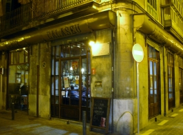 Ca La Seu (recommended, we ate there twice)